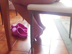成熟的日本良子长泽获取检测的性玩具