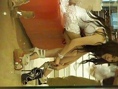 中国业余妻子白袜子样式