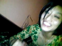 马来人女孩爱上她印度男友 pt1 (1080p)